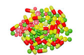 Medical pills — Stockfoto