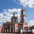 Постер, плакат: Temple of St Sergei Radonezhsky
