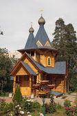 燃烧的荆棘的慕尼黑圣母庙 — 图库照片
