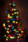 Christmas lights — Fotografia Stock