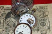 Composition of antiques — Stock Photo
