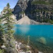 Stock Photo: Moraine Lake at Banff National Park