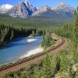 Bow river — Stock Photo #16822535