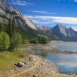 Medicine Lake at Jasper National Park — Stock Photo #16823115