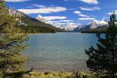 Maligne Lake — Stock Photo