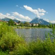 Lake Hopfensee — Stock Photo