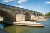 Steinerne Brücke (Stony Bridge) — Stock Photo
