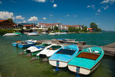 Lake Tegernsee in Bavaria — Stock Photo