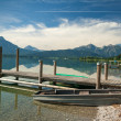 Lake Forggensee — Stock Photo #18478691
