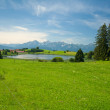 Lake Schapfensee — Stock Photo