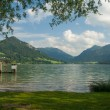 Lake Schliersee — Stock Photo