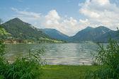 Lake Schliersee — Stock Photo
