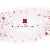 Christmas card. — Stock Vector