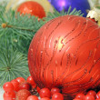 Christmas wallpaper — Stock Photo #16299171