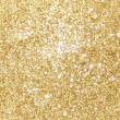 Yellow glitter — Stock Photo #16776773