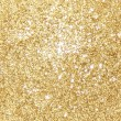 Stock Photo: Yellow glitter
