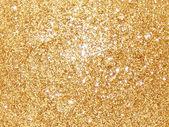 Gold glitter — Stockfoto