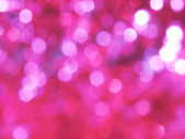 Pink glittering lights — Stock Photo