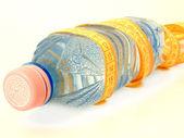 Bottle of wate Diet — Stock Photo