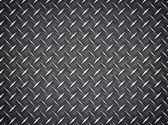 Steel diamond plate — Stock Photo
