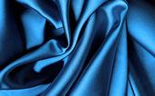 Soie bleue — Photo