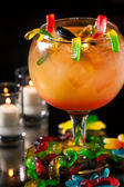 Jelly cocktail — Stock Photo
