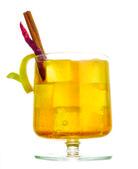 Lemon cocktail — Stock Photo