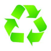 Recicl o símbolo — Vetor de Stock
