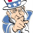 Uncle Sam — Stock Vector #17683329
