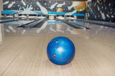 Bowling ball — Stock Photo