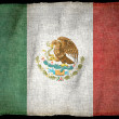 MEXICO National flag - Stock Photo