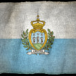 Stock Photo: SAN MARINO ARMS, National flag