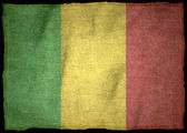 MALI National flag — Stock Photo