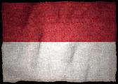 MONACO National flag — Stock Photo