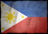PHILIPPINES National flag — Stock Photo