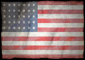 USA National flag — Stock Photo