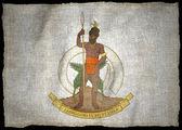 VANUATU ARMS National flag — Stock Photo