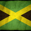 Royalty-Free Stock Photo: JAMAICA NATIONAL FLAG