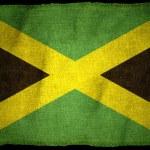 JAMAICA NATIONAL FLAG — Stock Photo #16375385