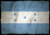 Nationale vlag van Honduras — Stockfoto