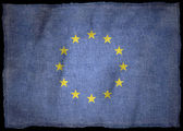 EUROPE NATIONAL FLAG — Stock Photo
