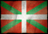 Baskische land nationale vlag — Stockfoto