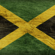 NATIONAL FLAG of JAMAICA — Stock Photo #20033753