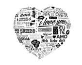 Love declaration — Stock Photo