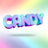 Happy candy — Stock Photo