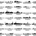 World cities — Stock Vector #45820841
