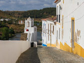 Mertola municipality in southeastern Portugal next to the Spani — Stock Photo