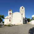 Panoramic view of Tavira — Stock Photo