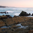 Amoreira beach in South-West Alentejo and Costa Vicentina Natura — ストック写真
