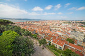View of Lisbon — Stock Photo